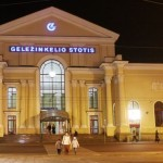 Railroad-station-in-Vilnius