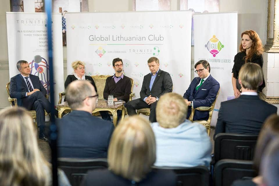 Why is useful to make business in Lithuania?