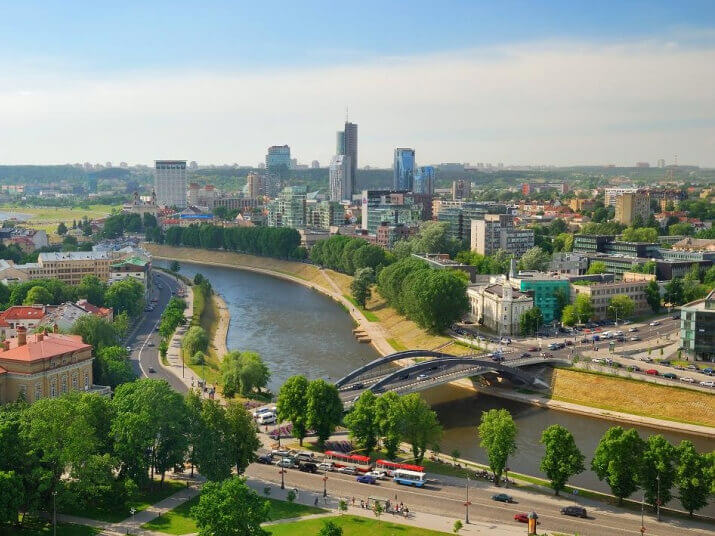 Литва привлекательная для иностранных инвестиций
